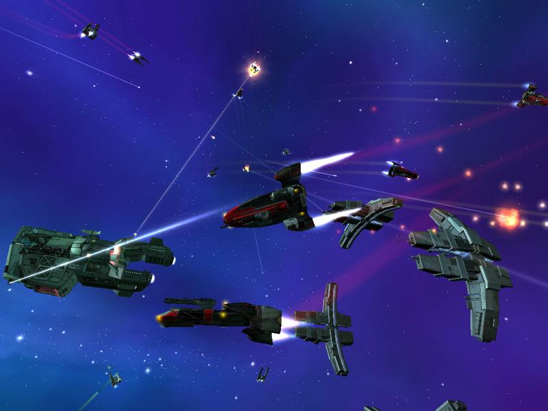 Star Wolves 3: Civil War