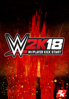 WWE 2K18 MyPLAYER Kick Start