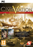 Sid Meier&#039;s Civilization V Gold Edition