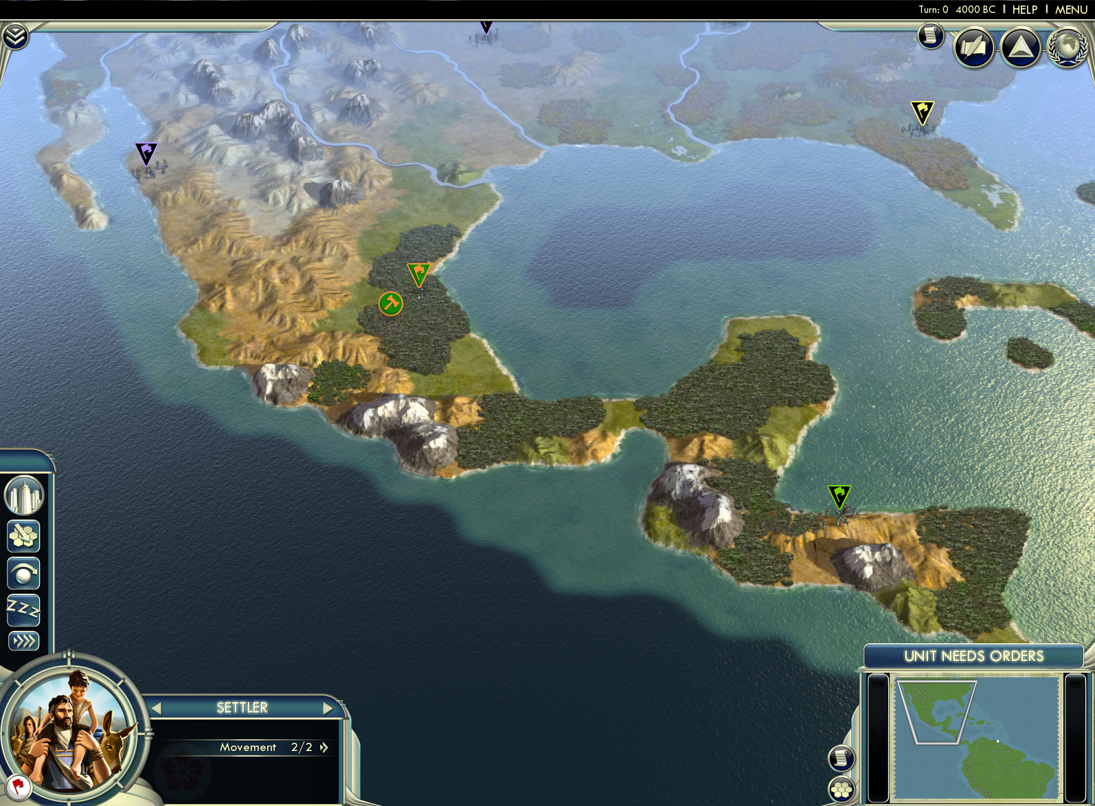 Sid Meier's Civilization® V: Cradle of Civilization (DLC Bundle)
