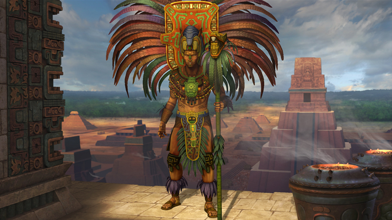 Sid Meier's Civilization V: Gods & Kings DLC (Mac)
