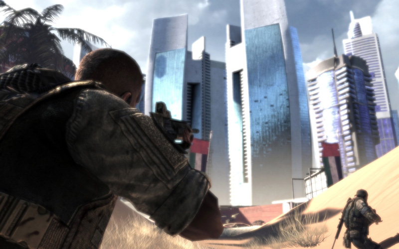 Spec Ops: The Line - Screenshot 1