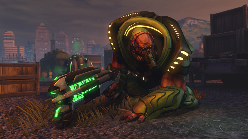 XCOM: Enemy Unknown - Screenshot 1