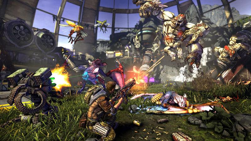 Borderlands 2 Creature Slaughter Dome (DLC)