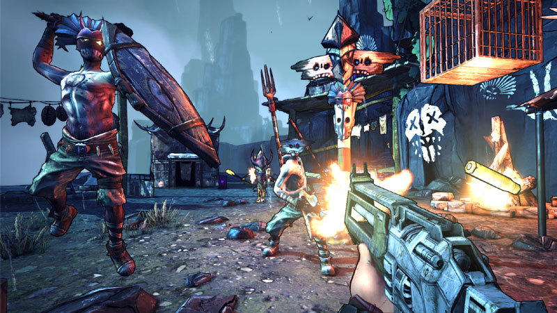 Borderlands 2 DLC - La Chasse au gros gibier de Sir Hammerlock - Screenshot 1