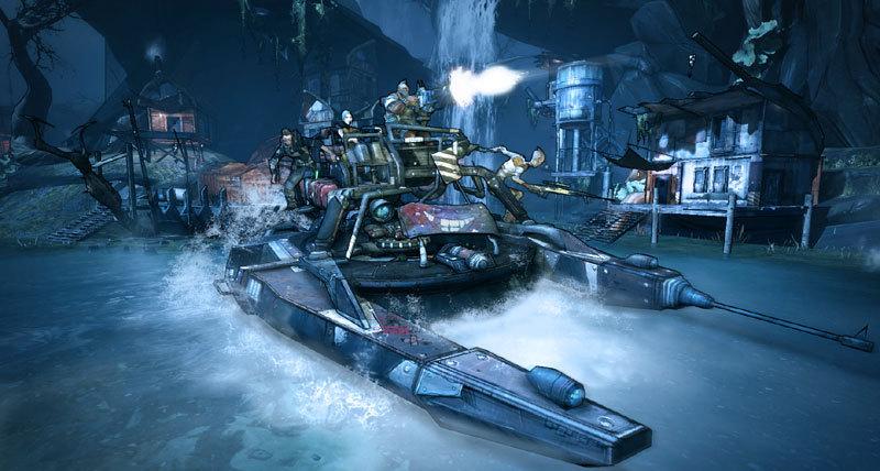 Borderlands 2 DLC - La Chasse au gros gibier de Sir Hammerlock