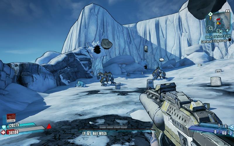 Borderlands 2 - Pack Améliorations Chasseur Ultime (DLC)