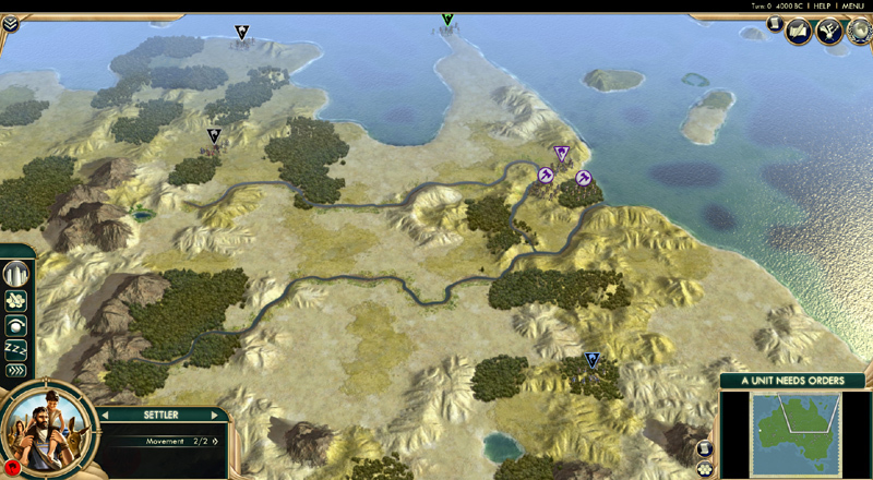 Sid Meier's Civilization® V Map Pack: Scrambled Nations (DLC)