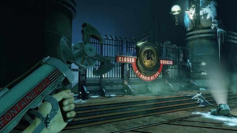 BioShock Infinite: Tombeau sous-marin - Épisode 1