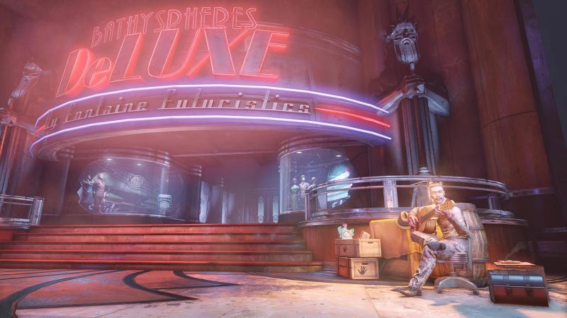 BioShock Infinite: Tombeau sous-marin - Épisode 2 (Mac)
