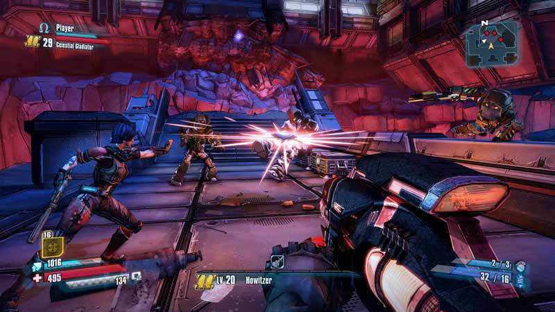 Borderlands: The Pre-Sequel (Mac - Linux)