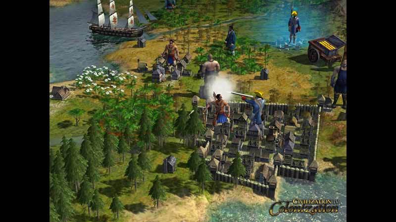 Sid Meier's Civilization® IV: Colonization