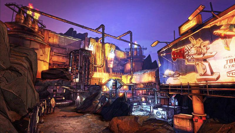 Borderlands 2 DLC - Le Carnage Sanglant de M. Torgue