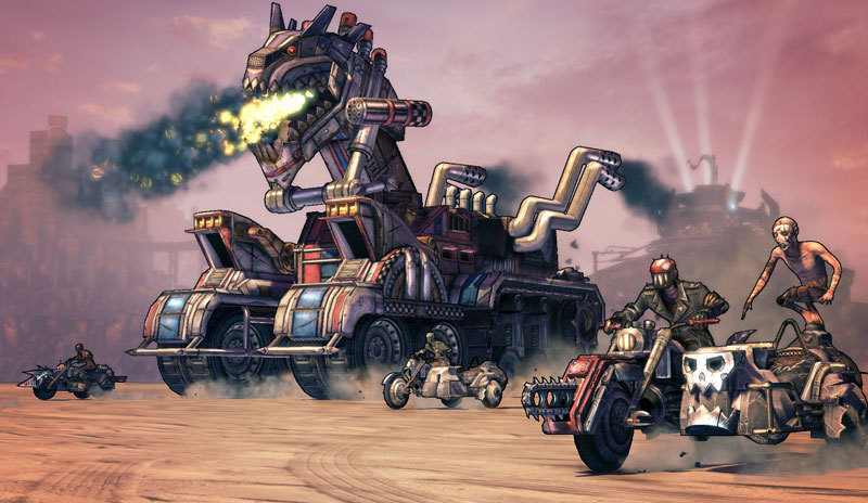 Borderlands 2: Mr Torgue's Campaign of Carnage - DLC (Mac)