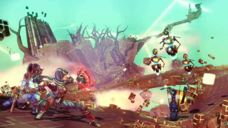Borderlands The Pre-Sequel: Claptastic Voyage and Ultimate Vault Hunter Upgrade Pack 2 (DLC)