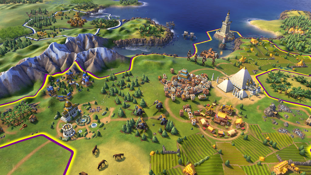 Sid Meier's Civilization® VI (Mac)