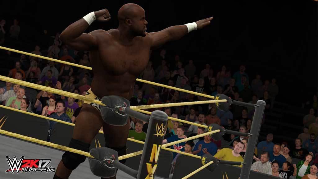 WWE 2K17 - NXT Enhancement Pack (DLC)