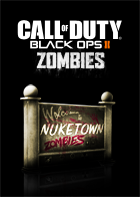 Call of Duty: Black Ops II - Nuketown Zombies Map (DLC)