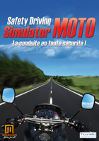 Safety Driving Simulator Moto
