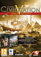 Sid Meier&#039;s Civilization V Gold Edition (Mac)