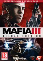 Mafia III Deluxe Edition (Mac)