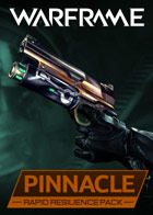 Warframe: Rapid Resilience Pinnacle Pack