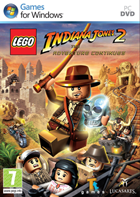 LEGO Indiana Jones 2 : The Adventure Continues