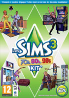 Les Sims 3 : 70&#039;s, 80&#039;s, 90&#039;s Kit