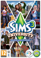 Les Sims 3 : University (Mac)