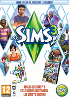Pack Les Sims 3 + Saisons