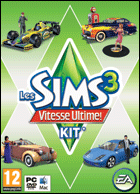 Les Sims 3 : Vitesse Ultime Kit