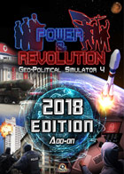 Power & Revolution 2018 Edition Add-on (DLC)