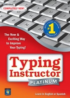 Typing Instructor Platinum 21 - Windows, UK/US Keyboard : Présentation télécharger.com