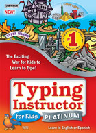 Typing Instructor for Kids Platinum 5 - Windows, UK/US Keyboard : Présentation télécharger.com