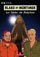 Blake et Mortimer : Les Tables de Babylone (PC - Mac)