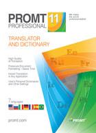 PROMT Professional 11 (French Multilingual) : Présentation télécharger.com