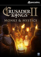 Crusader Kings II: Monks & Mystics - DLC