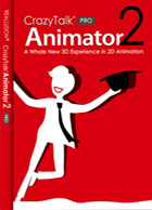 CrazyTalk Animator Pro : Présentation télécharger.com