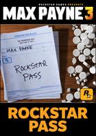 Max Payne 3 - Rockstar Pass