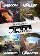 Trackmania² - Complete Pack