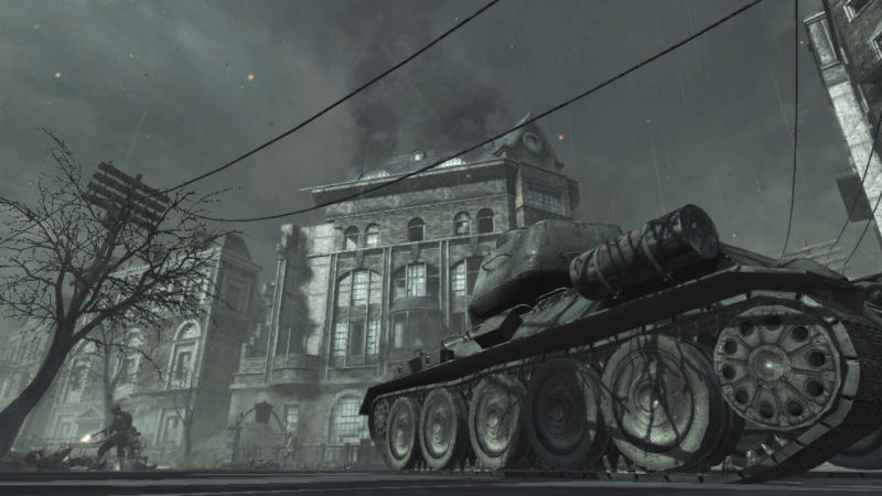 Call of Duty®: World at War - Screenshot 1