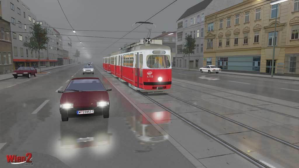 OMSI 2 Add-on Vienna 2 - Line 23A