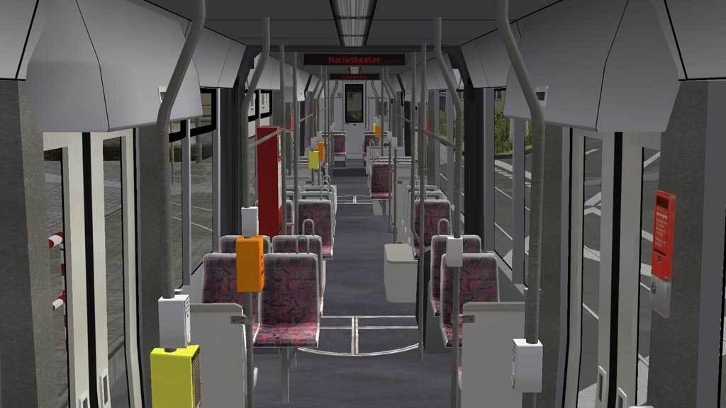 OMSI 2 Add-on Strassenbahn NF6D Essen/Gelsenkirchen