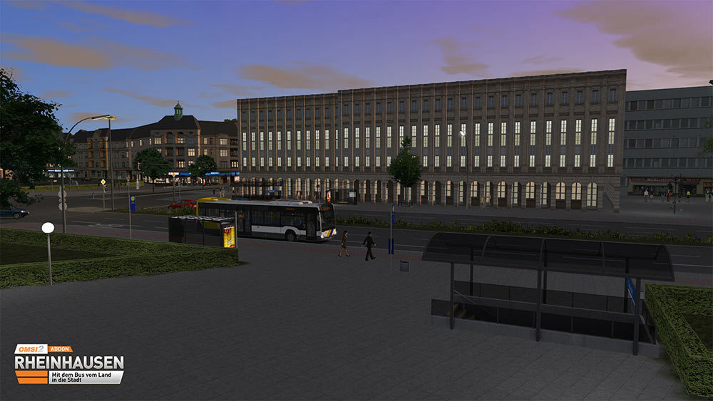 OMSI 2 Add-on Rheinhausen (DLC)