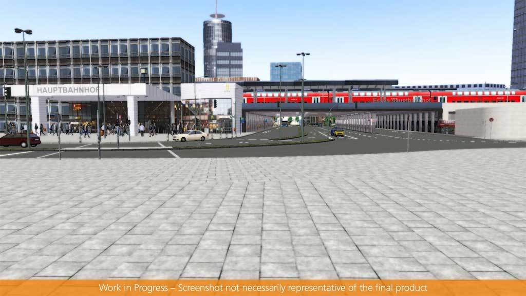 OMSI 2 - Add-On Metropole Ruhr (DLC)
