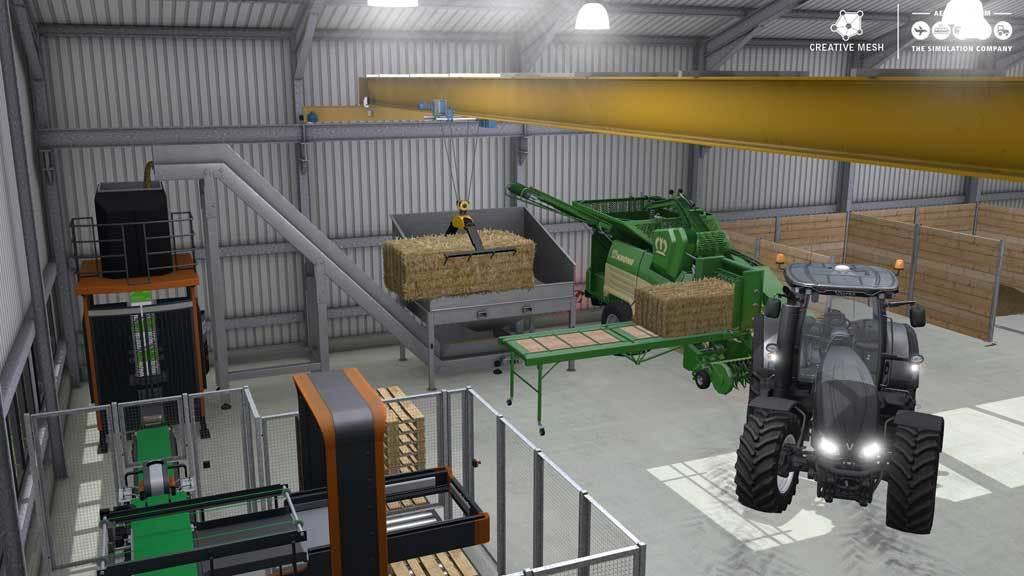 Farming Simulator 17 - Add-on Récolte de paille (DLC)