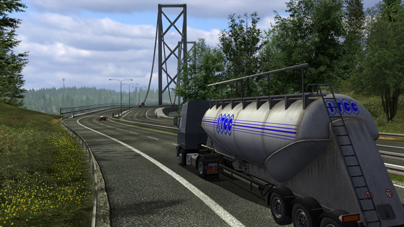 UK Truck Simulator - Screenshot 1