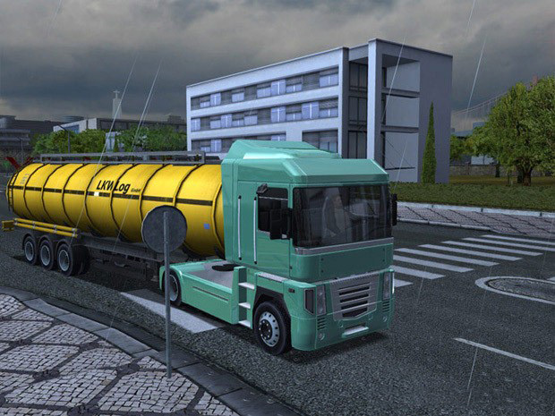 Euro Truck Compilation