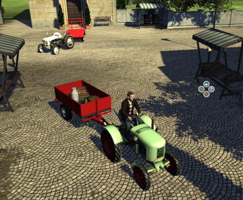 Agriculture Simulator - Historical Farming - Screenshot 1