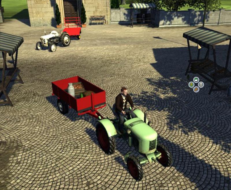 Agriculture Simulator - Historical Farming